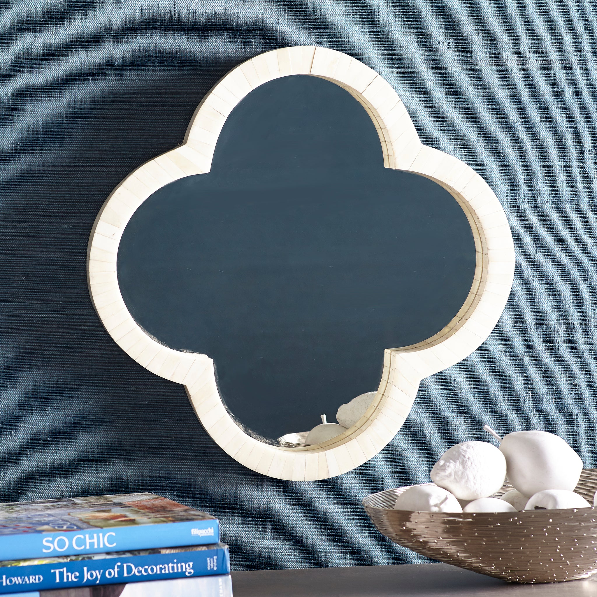 Clover Bone Mirror