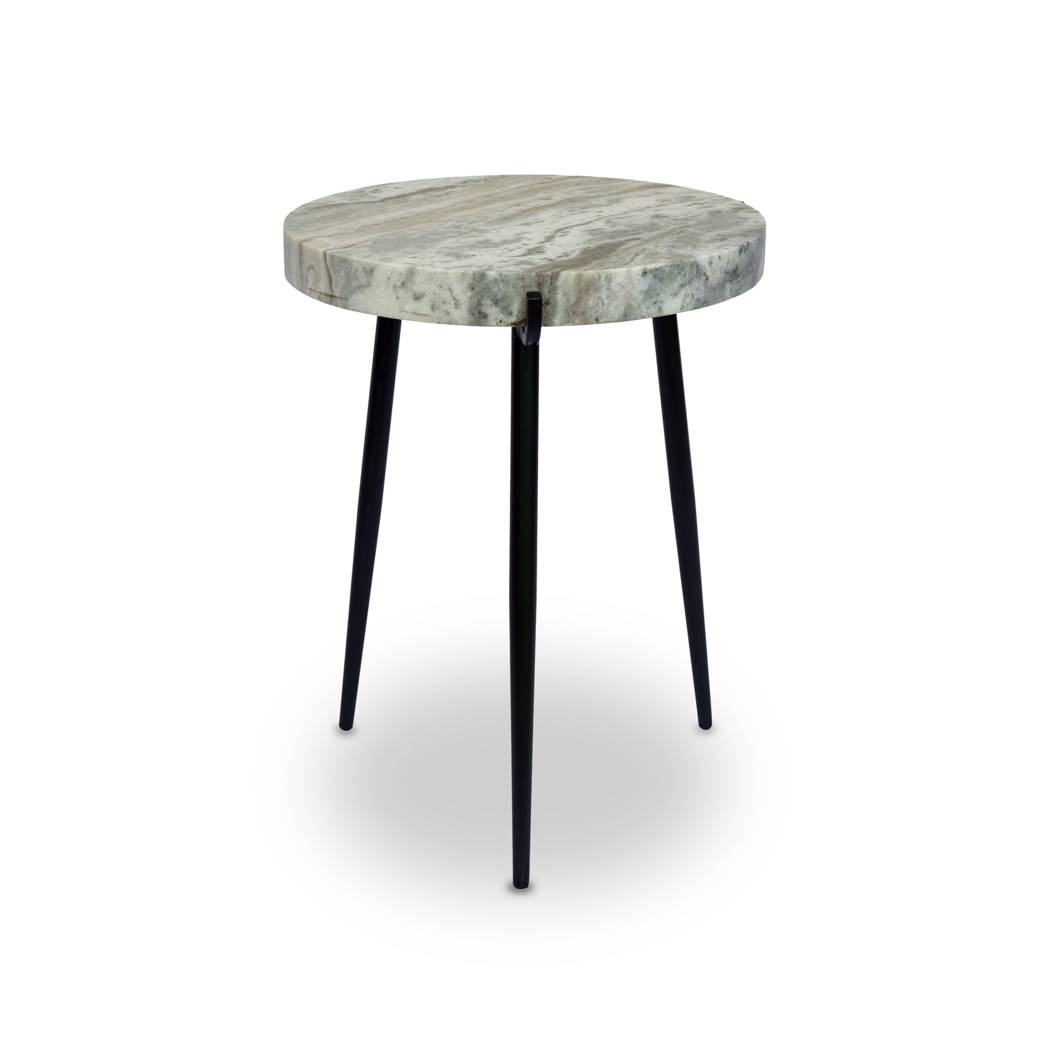 Joplin Marble Accent Table