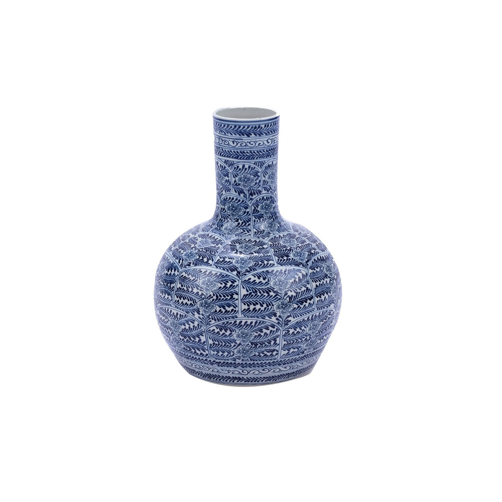 Ming Dynasty Dragon Ceramic Vase