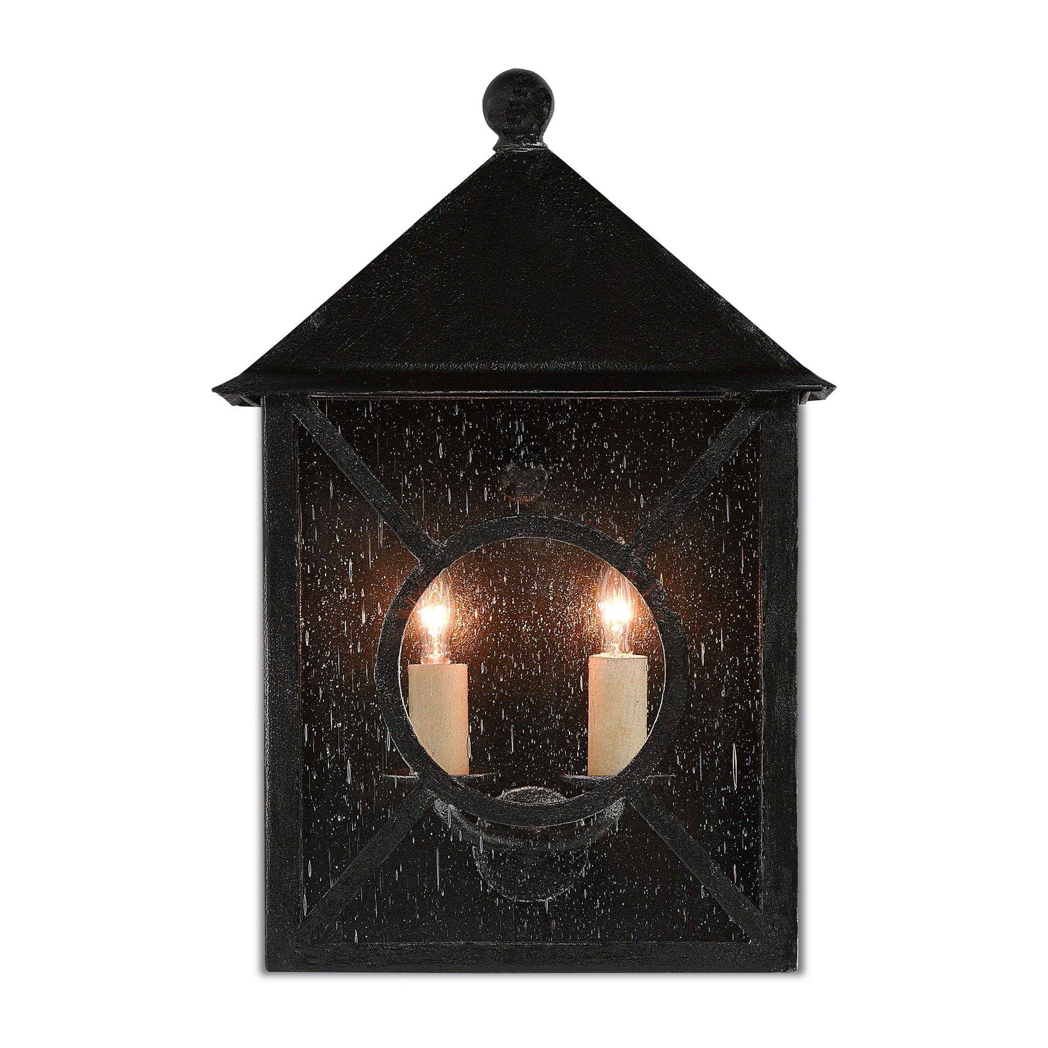 Twelfth Street Outdoor Sconce