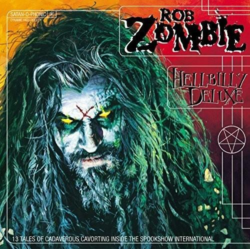 ROB ZOMBIE - HELLBILLY DELUXE LP