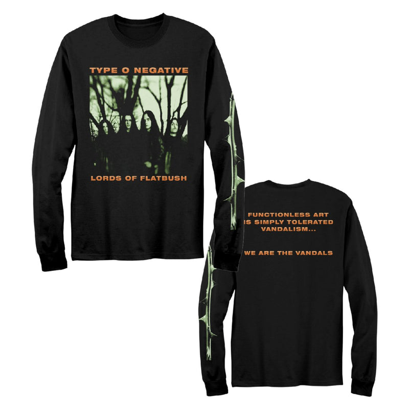 TYPE O NEGATIVE - OCTOBER RUST LONG SLEEVE