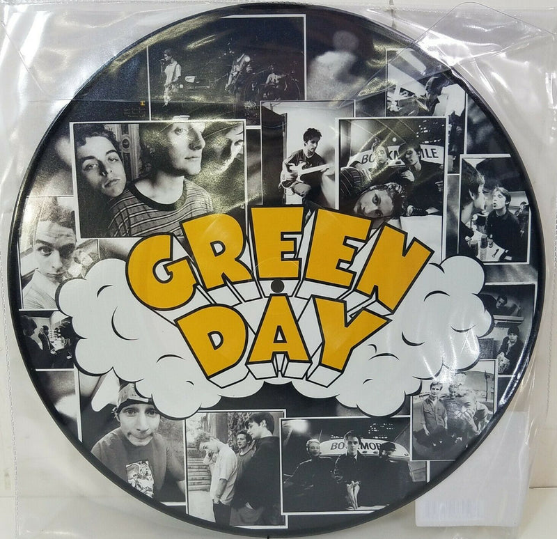 GREEN DAY 'DOOKIE' LIMITED EDITION PICTURE DISC
