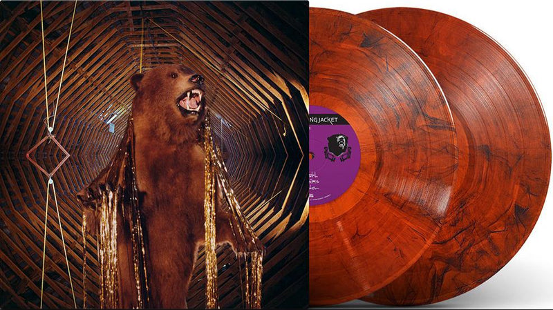 MY MORNING JACKET 'IT STILL MOVES' GOLDEN SMOKE 2LP