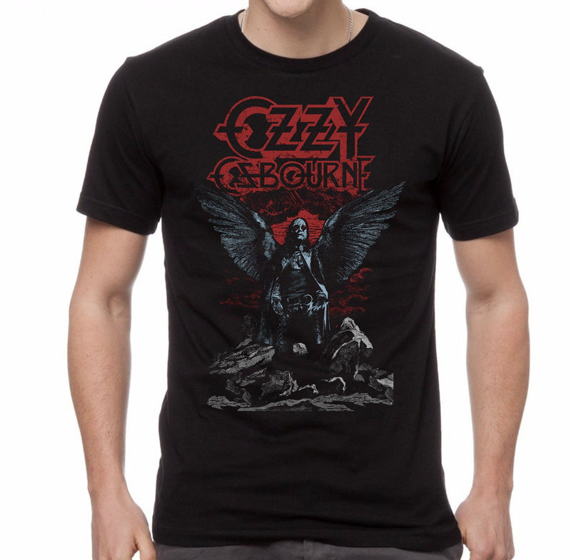 OZZY - ANGEL WINGS T-SHIRT