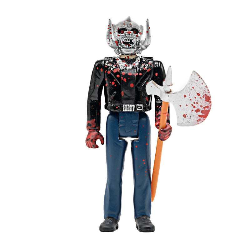 MOTORHEAD REACTION FIGURE - WARPIG - BLOODY EDITION