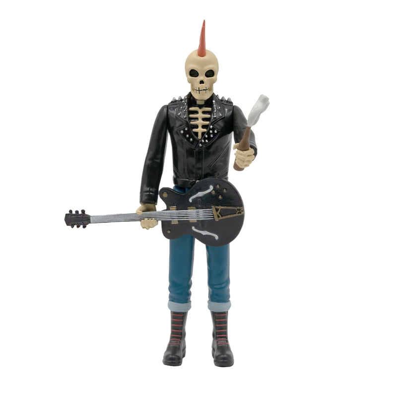 RANCID REACTION FIGURE - RANCID PUNK SKELETON