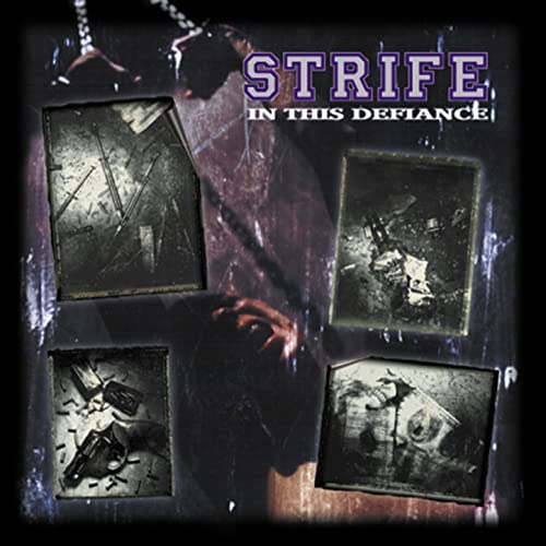 STRIFE - IN THIS DEFIANCE  VINYL