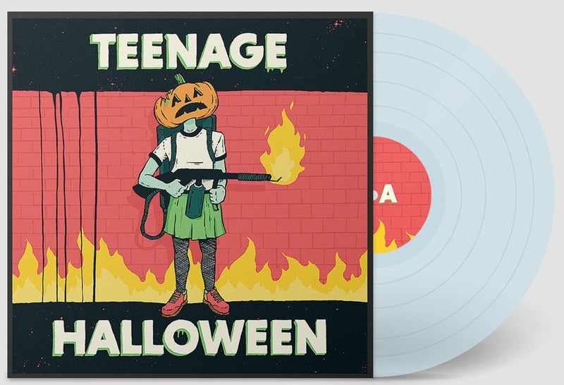 TEENAGE HALLOWEEN - TEENAGE HALLOWEEN - LP