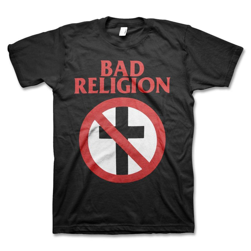 BAD RELIGION CLASSIC CROSSBUSTER T-SHIRT