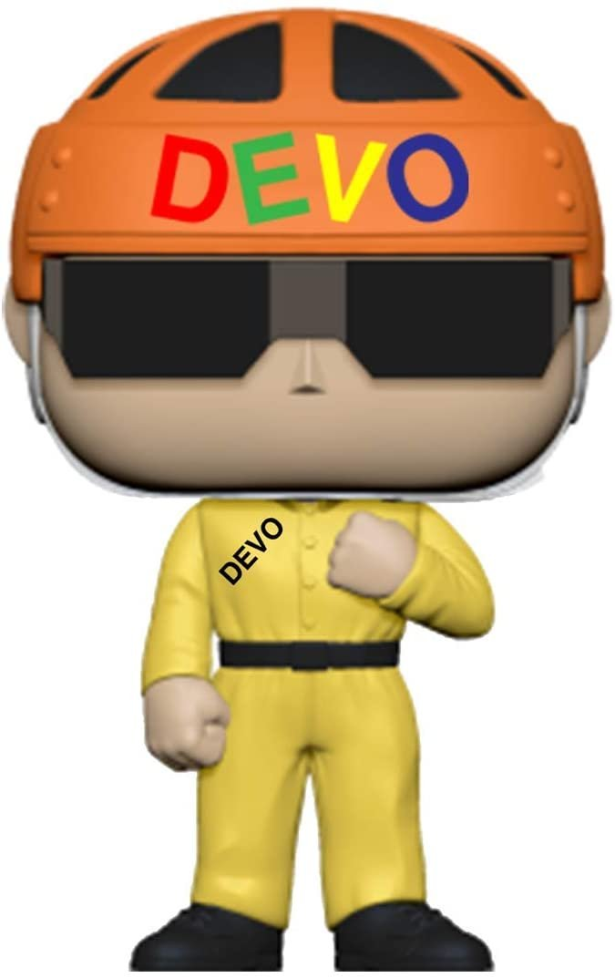 FUNKO POP! ROCKS: DEVO - SATISFACTION