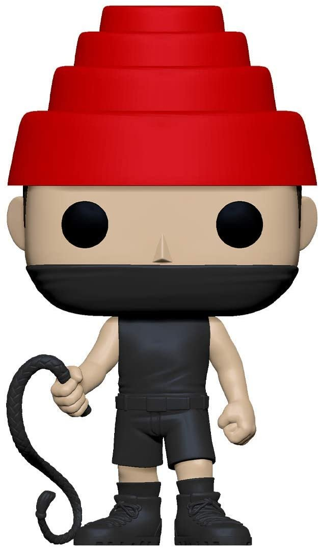 FUNKO POP! ROCKS: DEVO - WHIP IT WITH WHIP