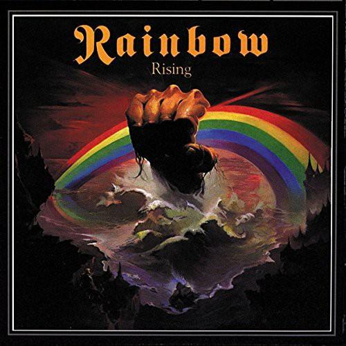 RAINBOW 'RAINBOW RISING (IMPORT)' LP