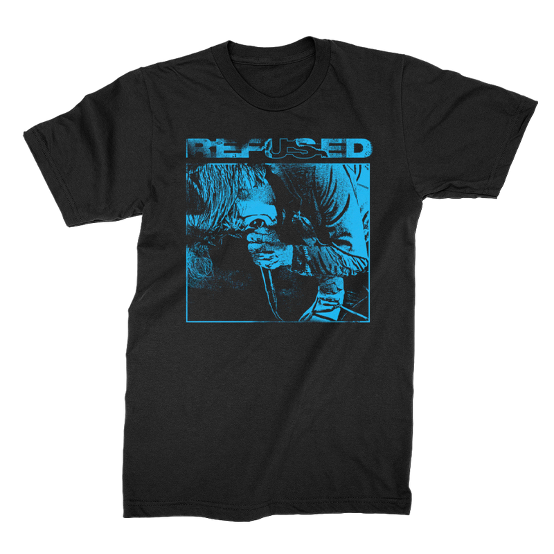 REFUSED NO ESCAPE MIC T-SHIRT
