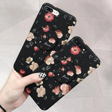 Load image into Gallery viewer, Flower Print Matte Case Cover - ShopOnCliQ