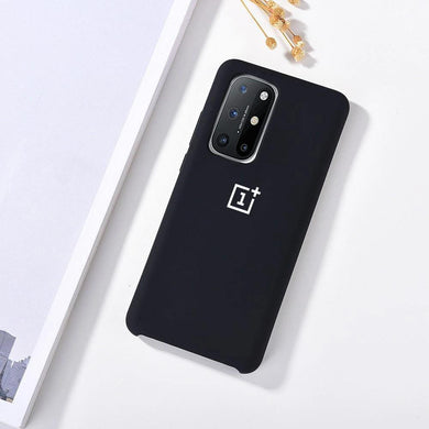 Oneplus Liquid Silicon Case For (BLACK) - ShopOnCliQ