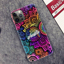 Load image into Gallery viewer, Mandala Design Phone Case & Cover