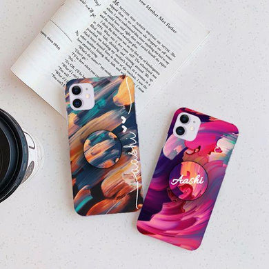 Canvas Print Slim Phone Case Cover - ShopOnCliQ
