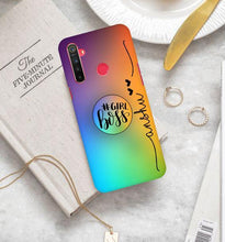 Load image into Gallery viewer, Rainbow Design Hard Matte Phone Case Cover - ShopOnCliQ