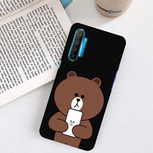 Load image into Gallery viewer, Bear Print Slim Matte Case - ShopOnCliQ