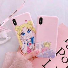 Load image into Gallery viewer, Sailor Moon Phone Case Cover - ShopOnCliQ