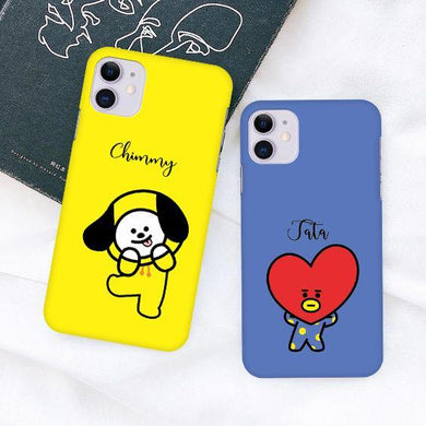 Chimmy & Tata bt21 Slim Case Cover - ShopOnCliQ