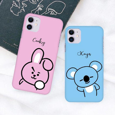 Cooky & koya Bt21 Slim Case Cover - ShopOnCliQ