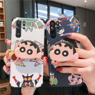 Crayon Shinchan Phone Case Cover - ShopOnCliQ