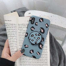Load image into Gallery viewer, Leopard Design Slim Case Cover - ShopOnCliQ
