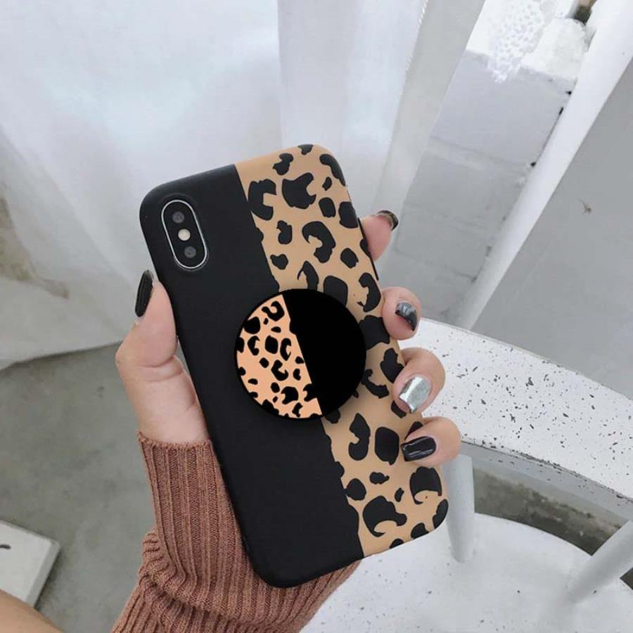 Leopard Design Slim Case Cover - ShopOnCliQ