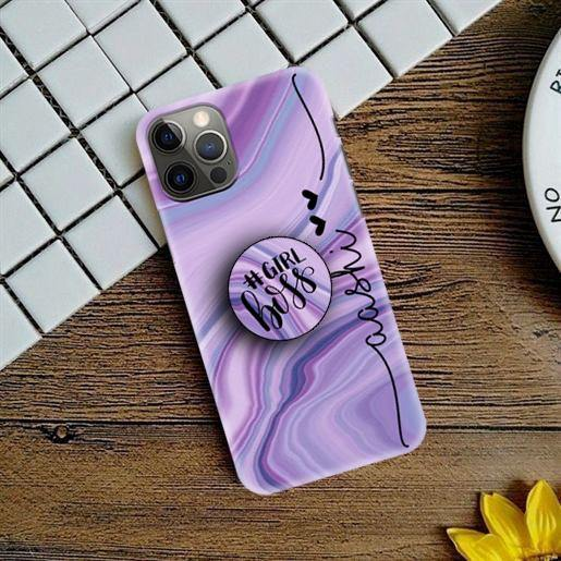 Flotterring Marble Effect Phone Case Covers - ShopOnCliQ