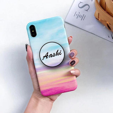 Smooth Marble Slim Case Cover - ShopOnCliQ