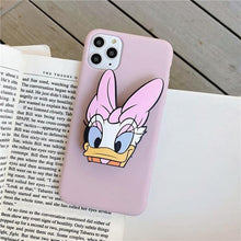 Load image into Gallery viewer, Cartoon Family Slim Matte Case With  Holder - ShopOnCliQ