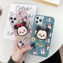 Load image into Gallery viewer, Super Cute Mickey & Minnie Mouse Slim Phone Case Cover - ShopOnCliQ