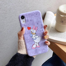 Load image into Gallery viewer, Cartoon Slim Matte Case - ShopOnCliQ
