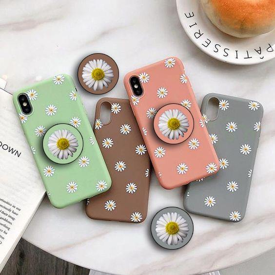 Daisy Flower Phone Case  And Cover - ShopOnCliQ