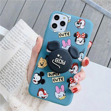 Load image into Gallery viewer, Cute Couple Slim Phone Case Cover - ShopOnCliQ