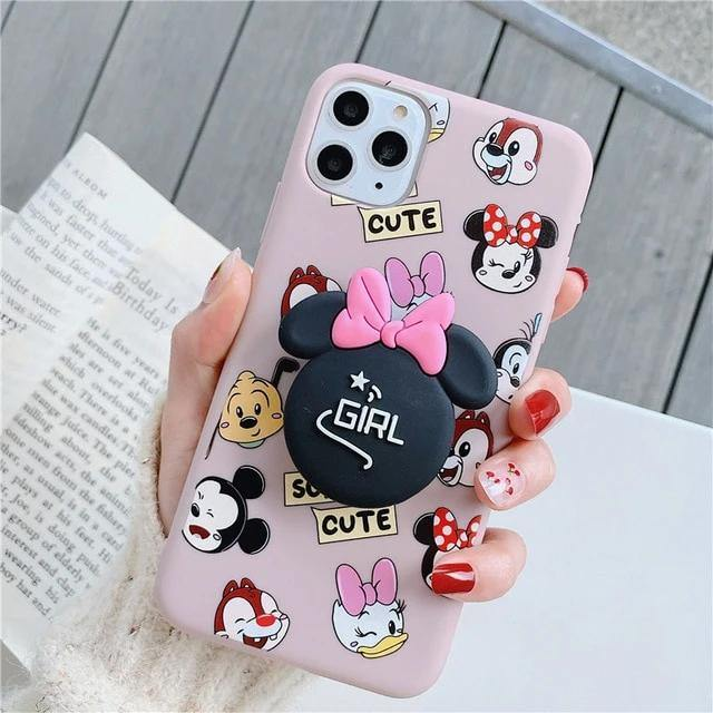 Cute Couple Slim Phone Case Cover - ShopOnCliQ