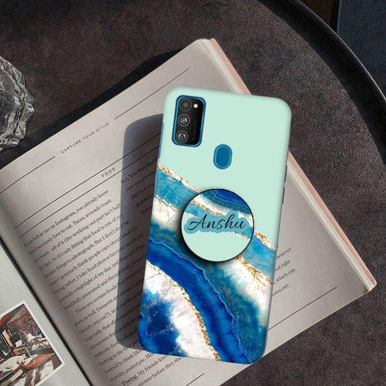 Tint Marble Slim Case Cover - ShopOnCliQ