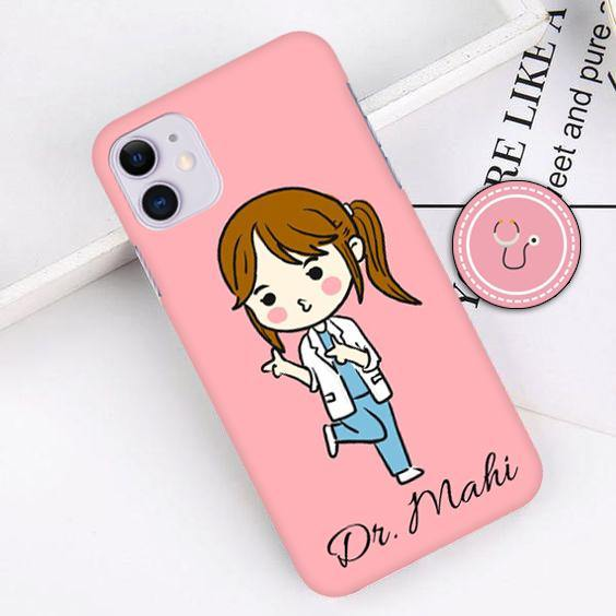Doctor Slim Case Cover - ShopOnCliQ
