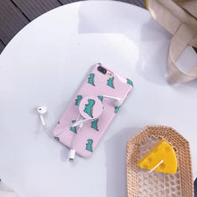 Load image into Gallery viewer, Mini Dino Slim Phone Case Cover - ShopOnCliQ