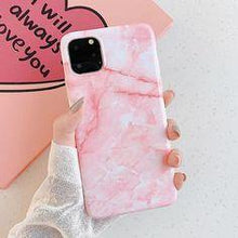 Load image into Gallery viewer, Pink Gradient Marble Case - ShopOnCliQ