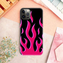 Load image into Gallery viewer, Flame Design Phone Case & Cover