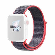 Load image into Gallery viewer, Nylon iWatch band For Apple iWatch Series 5 4 3 2 1 - ShopOnCliQ
