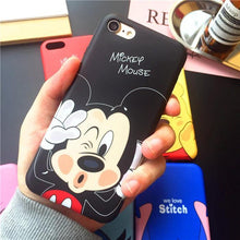 Load image into Gallery viewer, Mickey & Minnie Mouse Slim Matte Case Cover - ShopOnCliQ