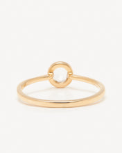 Load image into Gallery viewer, Amelia Ring – Yellow Gold (0.37ct)