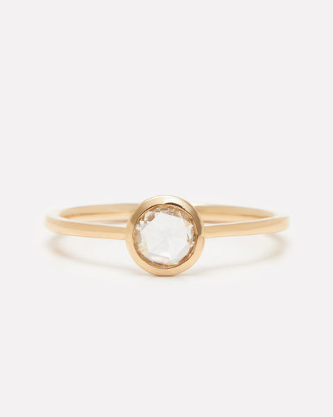 Amelia Ring – Yellow Gold (0.37ct)