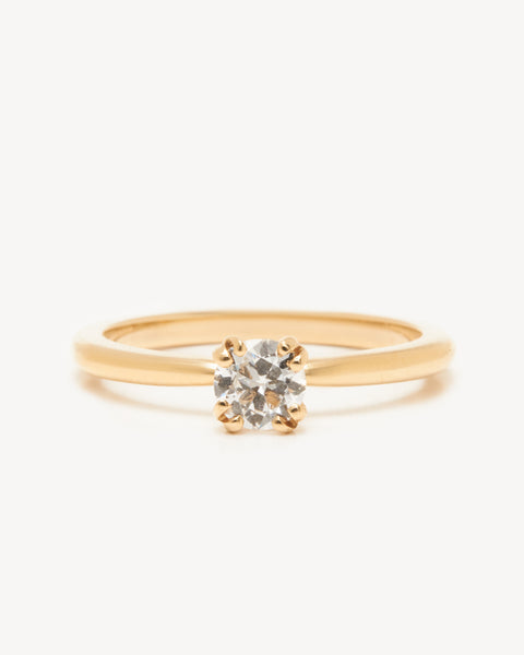 Noisette Ring – Yellow Gold (0.38ct)