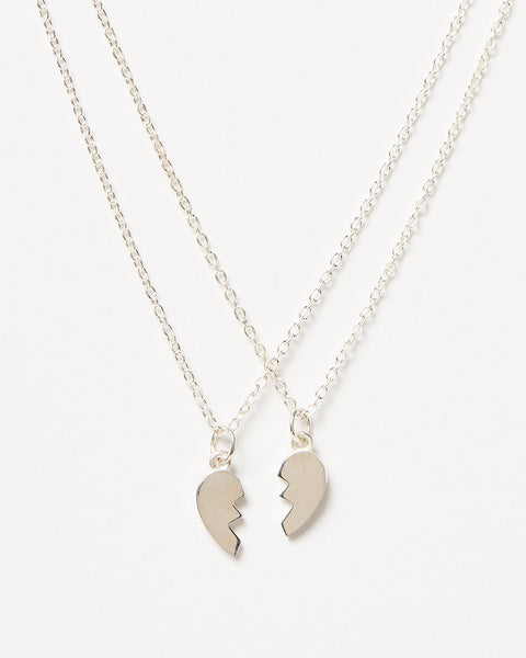 BFF Necklace Set