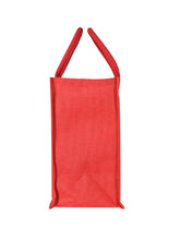 Load image into Gallery viewer, SAY NO 12X12 ZIPPER (B-199-RED)